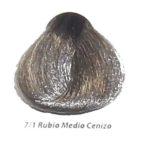 7-1 rubio medio cenizo