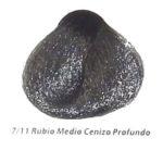 7-11 rubio medio cenizo profundo