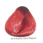8-4 rubio claro rojizo