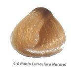 9-0 rubio extraclaro natural