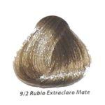 9-2 rubio extraclaro mate